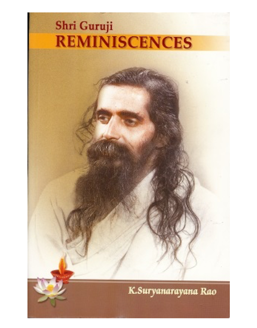 Shri Guruji Reminiscences