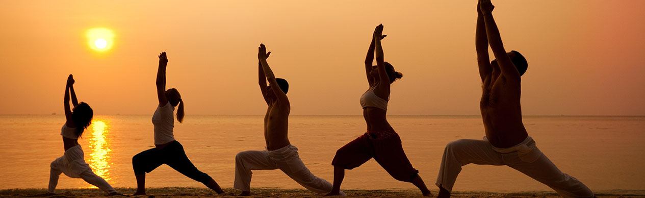 Yoga for health, Health for humanity